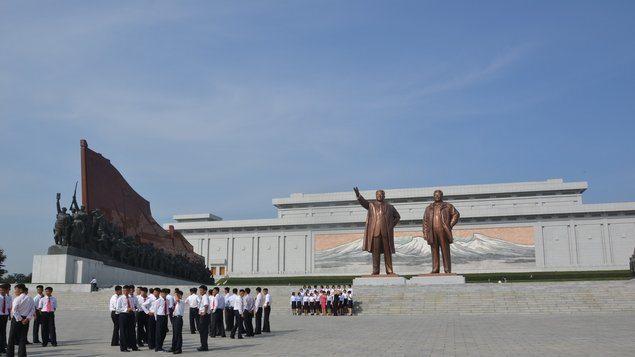 Přednáška o Severní Koreji